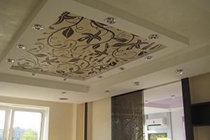 Заказать потолок с фотопечатью в Солнечногорске